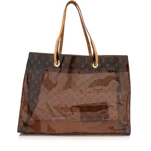 Louis Vuitton Limited Edition Ambre Cruise Tote