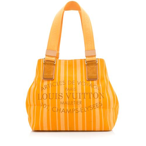 Louis Vuitton Limited Edition Beach Cabas PM Tote