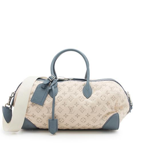deb8744602 Louis-Vuitton-Limited-Edition-Blue-Monogram-Denim-Speedy-Round-Bag 99175 front large 0.jpg