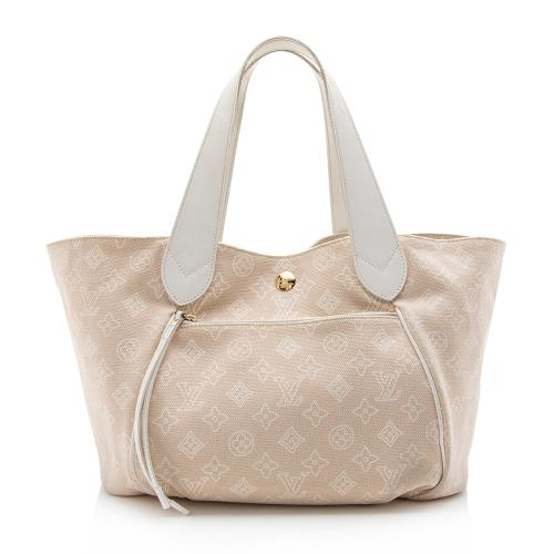 Louis Vuitton Limited Edition Canvas Cabas Ipanema GM Tote
