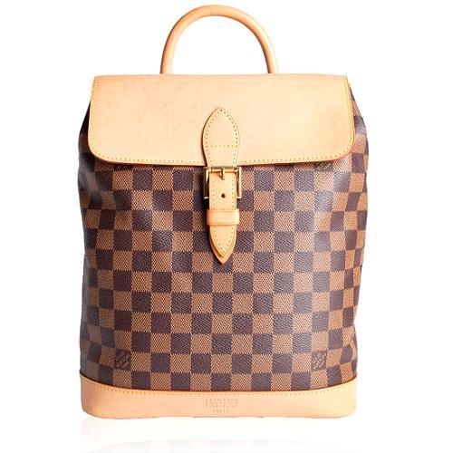 Louis Vuitton Limited Edition Centenaire Soho Damier Backpack