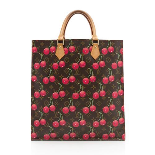 Louis Vuitton Limited Edition Cerises Sac Plat Tote