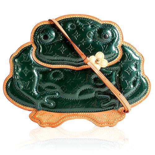 Louis Vuitton Limited Edition Conte de Fees Frog Crossbody Bag