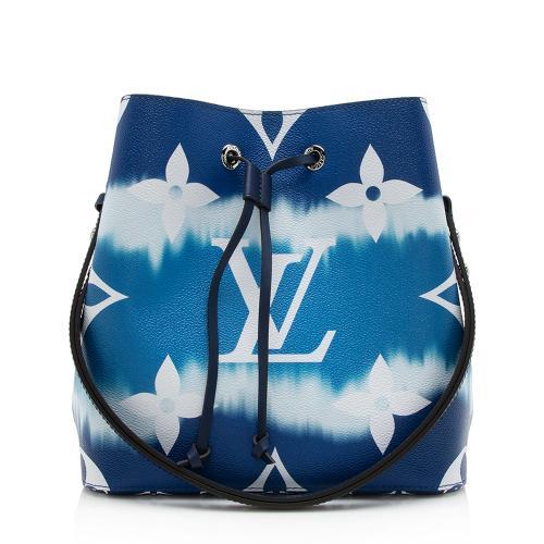 Louis Vuitton Giant Monogram Escale Neonoe MM Shoulder Bag