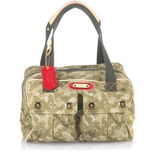 Louis Vuitton Limited Edition Gramouflage Jasmine Handbag - FINAL SALE
