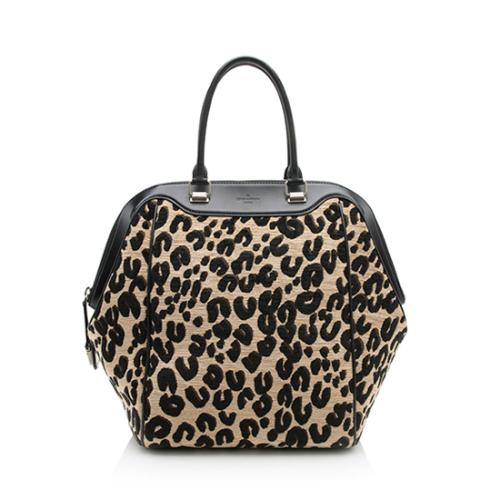 Louis Vuitton Limited Edition Leopard Tote