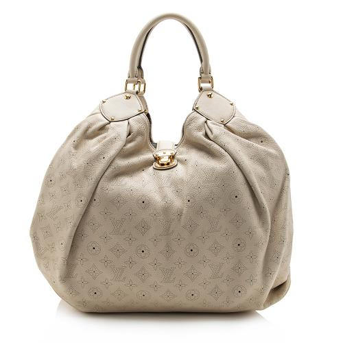 Louis Vuitton Limited Edition Mahina Leather XXL Hobo