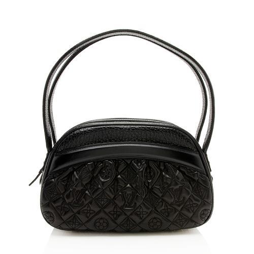 Louis Vuitton Limited Edition Monogram Vienna Klara Shoulder Bag