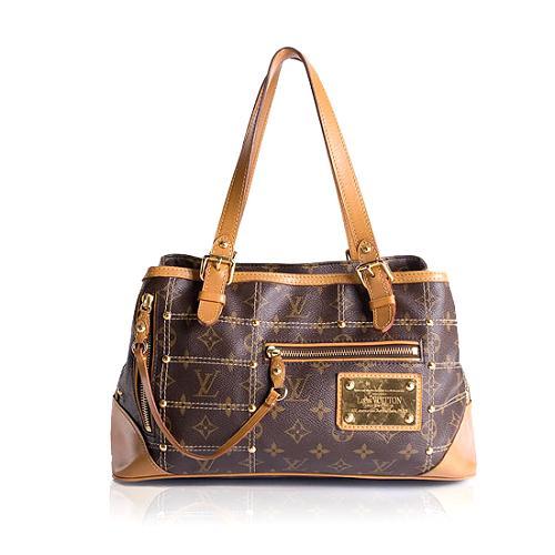 Louis Vuitton Limited Edition Rivet Tote