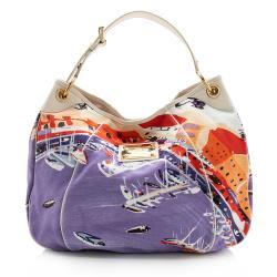Louis Vuitton Limited Edition Riviera Galliera GM Shoulder Bag