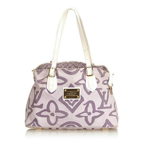 Louis Vuitton Limited Edition Tahitienne Cabas PM Tote