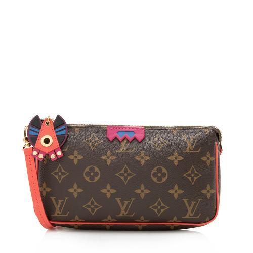Louis Vuitton Limited Edition Totem Pochette Accessoires