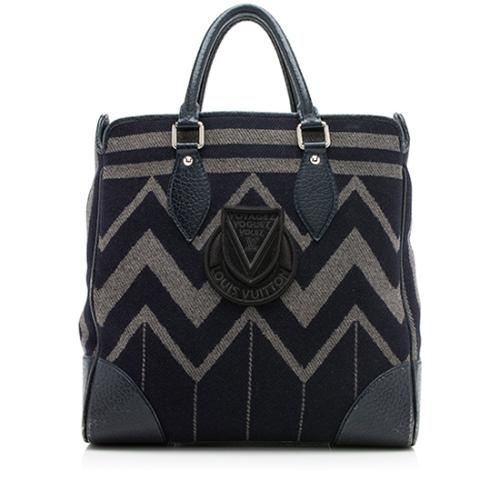 Louis Vuitton Limited Edition Vail Blanket Cabas Tote