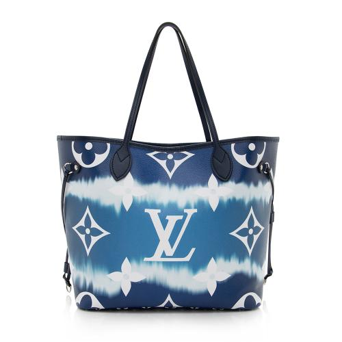 Louis Vuitton Giant Monogram Escale Neverfull MM Tote