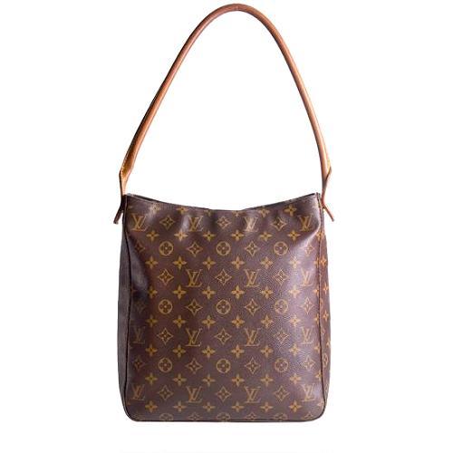 Louis Vuitton Looping GM Shoulder Handbag