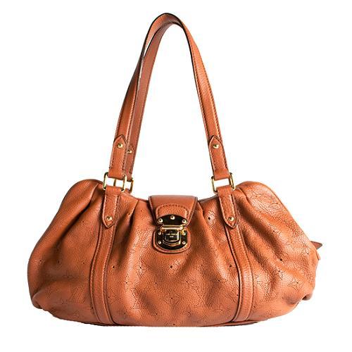 Louis Vuitton Lunar Mahina GM Shoulder Handbag