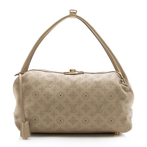 Louis Vuitton Mahina Galatea MM Shoulder Bag