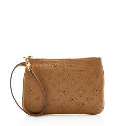 Louis Vuitton Mahina Leather Pochette
