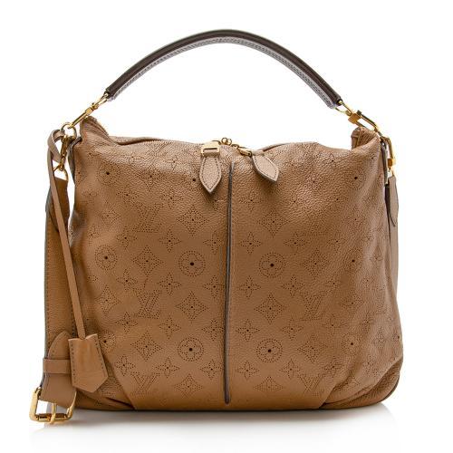Louis Vuitton Mahina Leather Selene PM Shoulder Bag - FINAL SALE