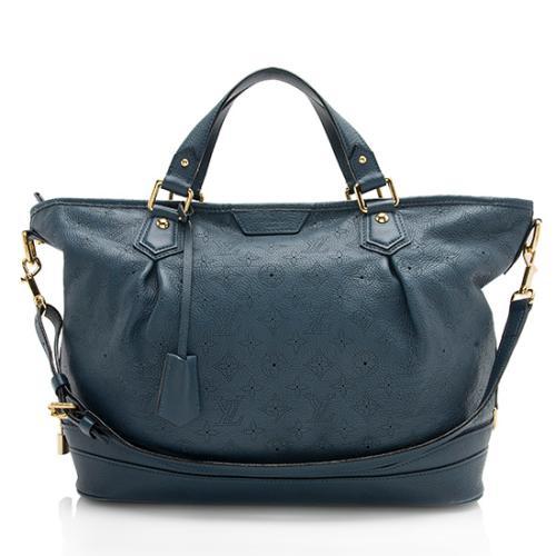 Louis Vuitton Mahina Leather Stellar GM Tote