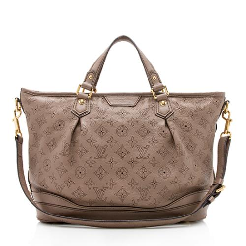 b7f3908b7e64 Louis Vuitton Mahina Leather Stellar PM Tote