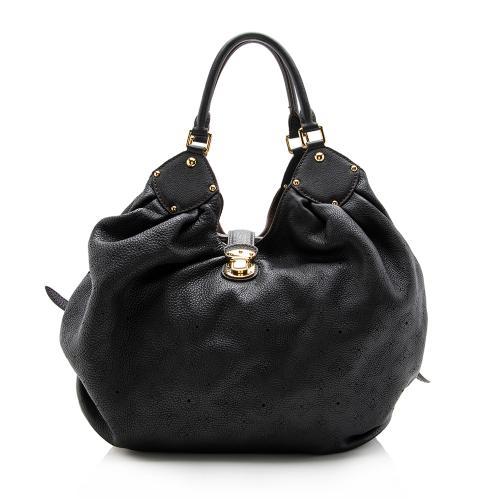 Louis Vuitton Mahina Leather XL Hobo