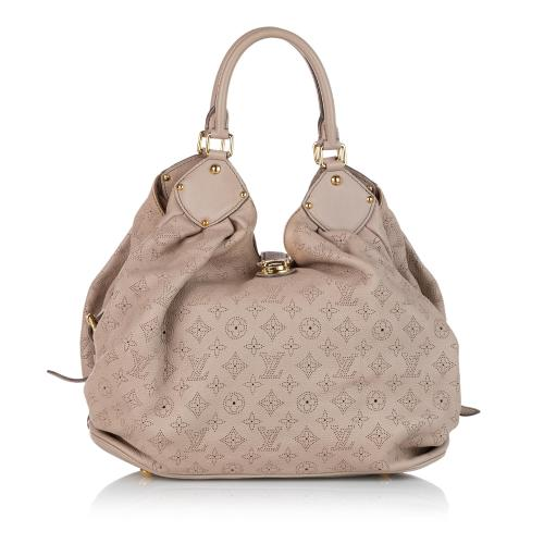 Louis Vuitton Mahina XL Hobo Bag