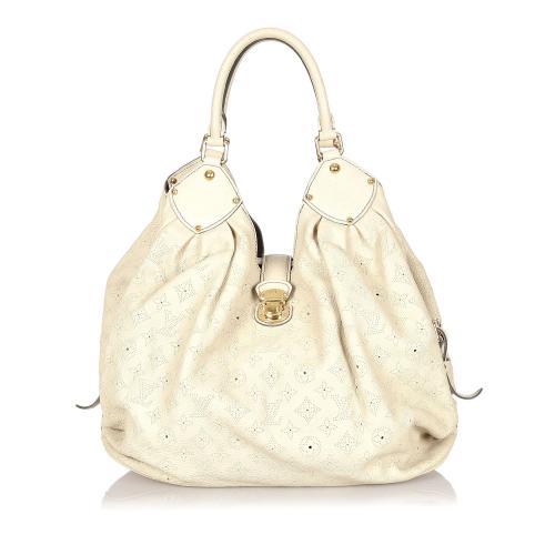 Louis Vuitton Mahina XXL Hobo Bag