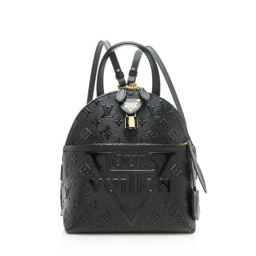 Louis Vuitton Midnight Monogram Canvas Moon Backpack