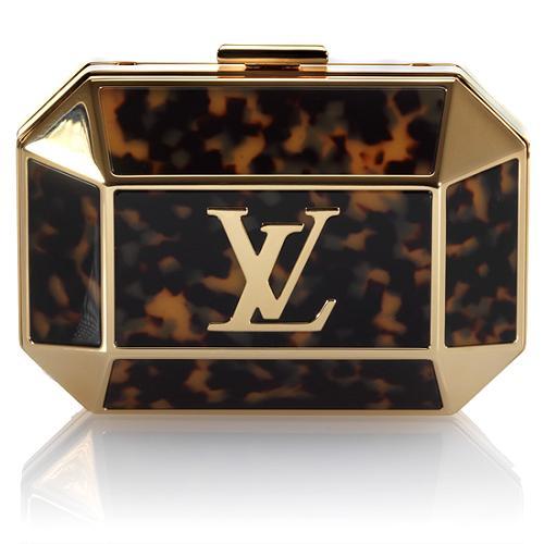 Louis Vuitton Minaudiere Bijou Evening Clutch