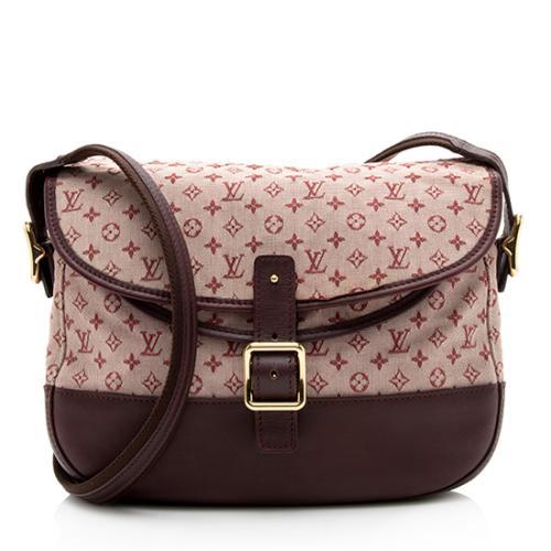 Louis Vuitton Mini Lin Belanger Crossbody Bag