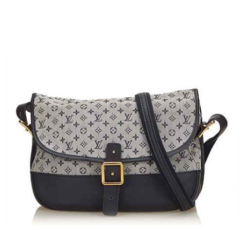 Louis Vuitton Mini Lin Berangere Shoulder Bag