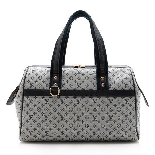 Louis Vuitton Mini Lin Josephine GM Satchel