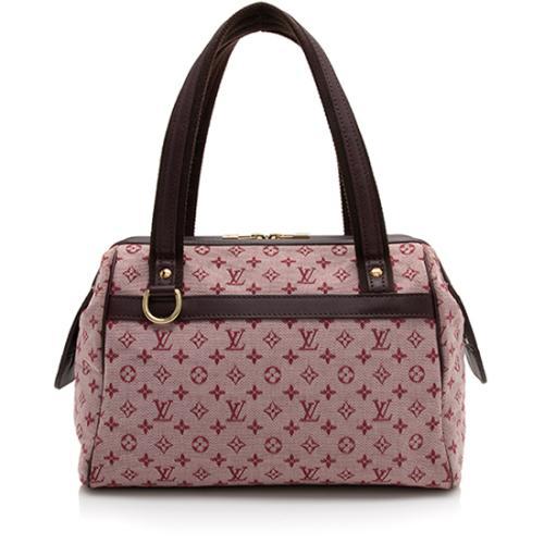 Louis Vuitton Mini Lin Josephine PM Satchel - FINAL SALE