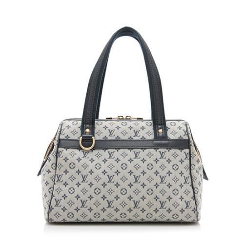 Louis Vuitton Mini Lin Josephine PM Satchel
