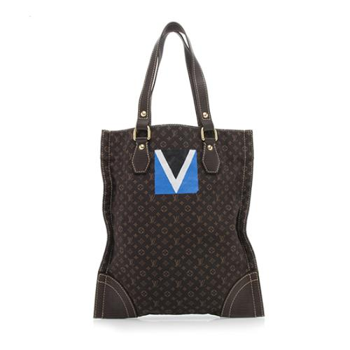 Louis Vuitton Monogram Mini Lin Tanger Tote