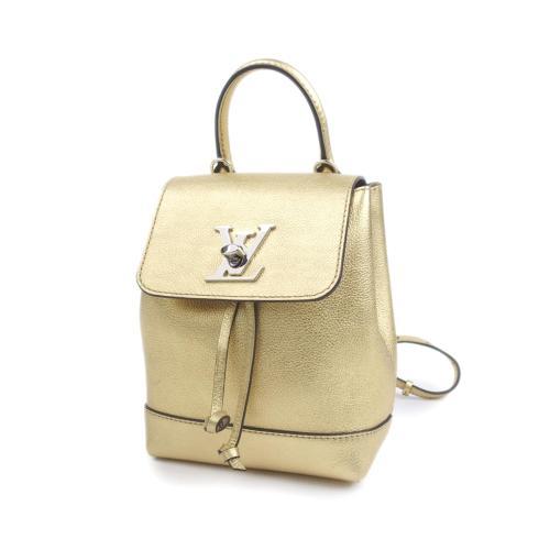 Louis Vuitton Mini Metallic LockMe Backpack