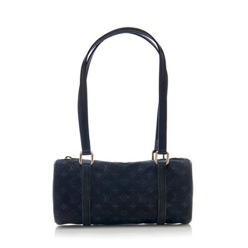 9ea1f764683b Louis-Vuitton-Mini-Monogram-Satin-Papillon -Shoulder-Bag 71085 front large 0.jpg