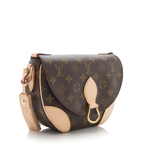 Louis Vuitton Monogram Canvas Saint Cloud Messenger Bag
