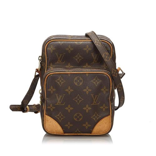 Louis Vuitton Monogram Canvas Amazone Shoulder Bag