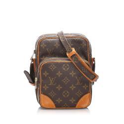 Louis Vuitton Monogram Canvas Amazone Shoulder Bag