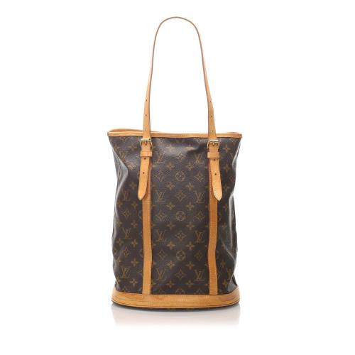 Louis Vuitton Monogram Canvas Bucket GM Tote