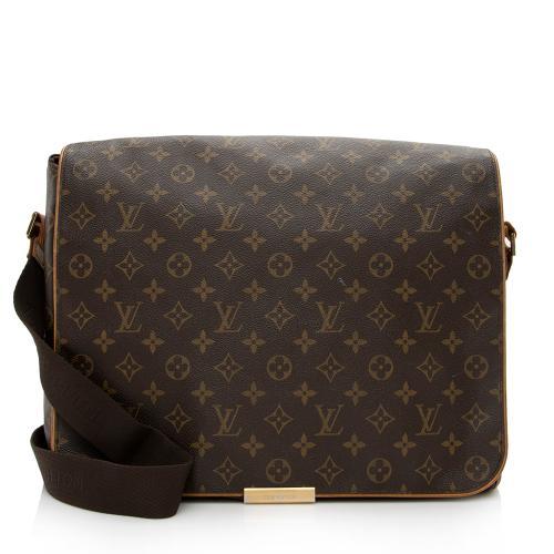 Louis Vuitton Monogram Canvas Abbesses Messenger Bag - FINAL SALE