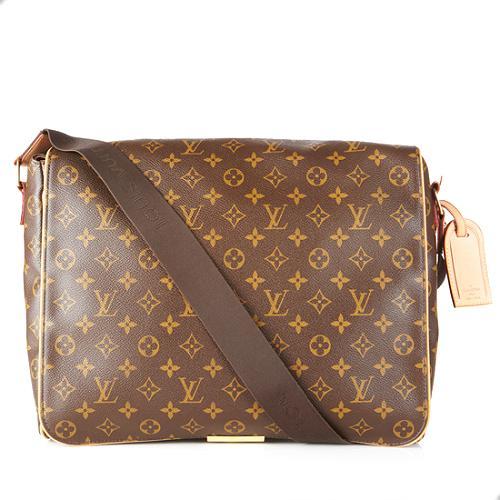 ccd3fb75b82e Louis-Vuitton-Monogram-Canvas-Abbesses-Messenger-Bag 61828 front large 1.jpg