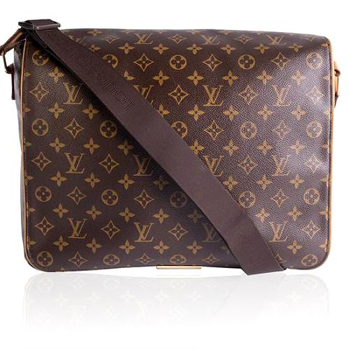 Louis Vuitton Monogram Canvas Abbesses Messenger Handbag