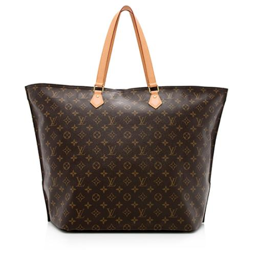 Louis Vuitton Monogram Canvas All-In GM Tote
