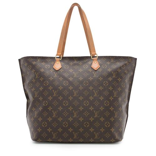 Louis Vuitton Monogram Canvas All-In MM Tote