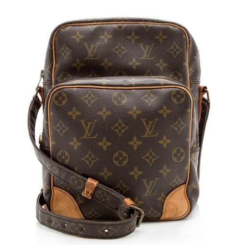 Louis Vuitton Monogram Canvas Amazone GM Messenger Bag