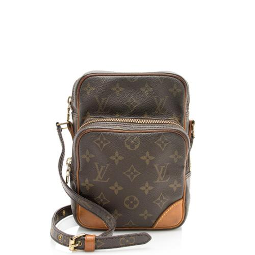 Louis Vuitton Monogram Canvas Amazone Messenger Bag