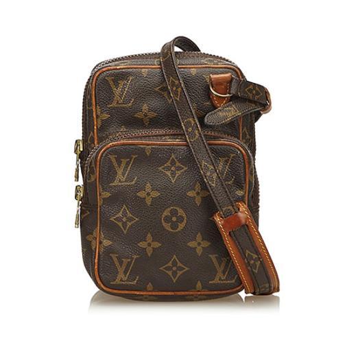 Louis Vuitton Monogram Canvas Amazone Messenger Bag